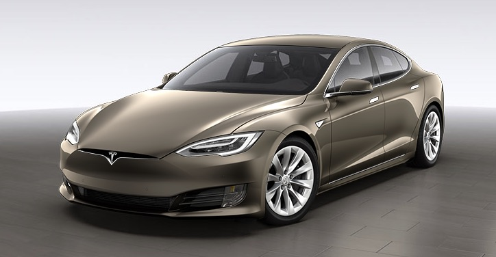 Tesla S posle 2016
