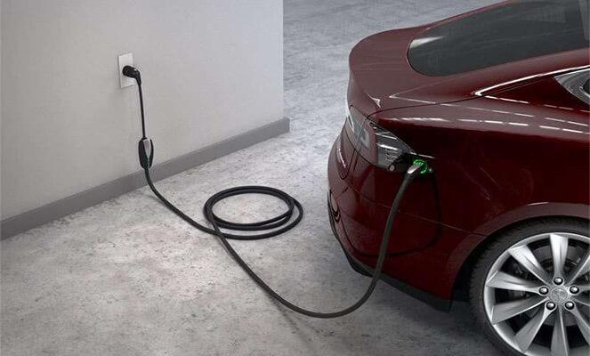 zaryadka elektromobilya doma